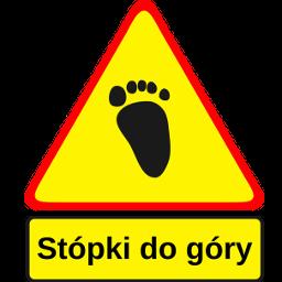 Stópki do góry